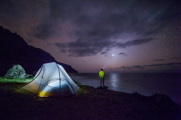 beginner's guide to wild camping