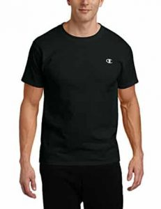 champion technical running t shirt