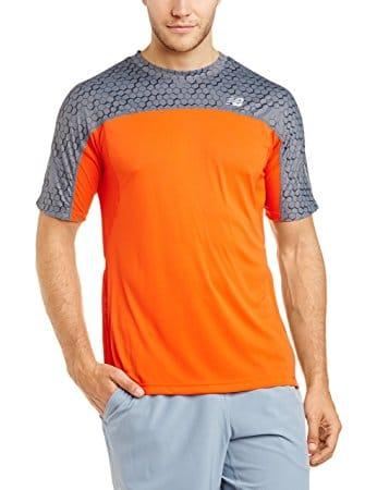 newbalance readyset technical running t shirt