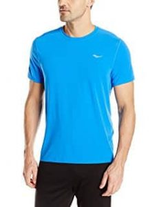 saucy freedom technical running t shirt