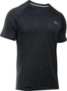 under armour technical running t shirt