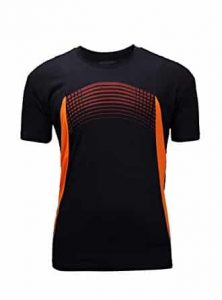 zity technical running t shirt