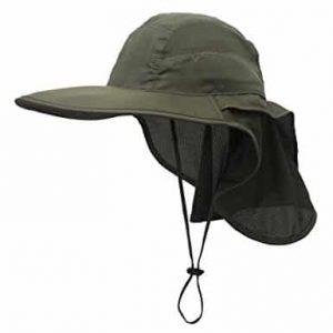 hiking cap