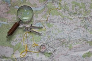 route planning for hiking