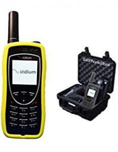 trail running sat phone