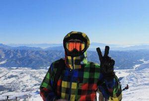 how to ski