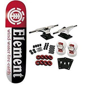 complete skateboard deck