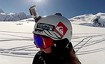 The 4 Best (Official) GoPro Mounts For Skiing & Snowboarding
