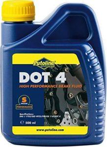 dirt bike oils for brake