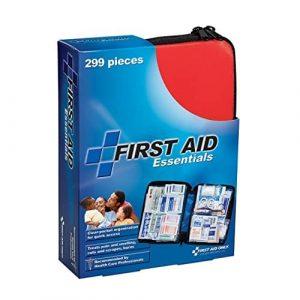 hiking first aid kit