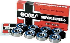 swiss skateboard bearings