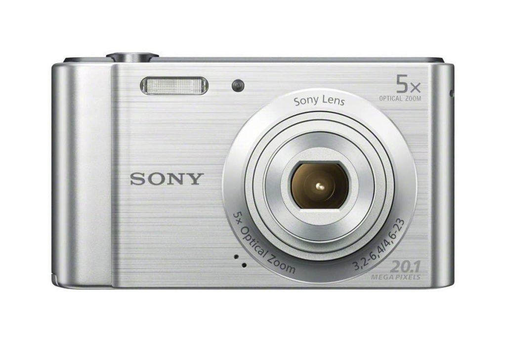 sony w800/s - the best point & shoot camera under $100