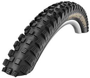 The Schwalbe Magic Mary Snakeskin Trailstar is the best enduro mtb front tire in 2019