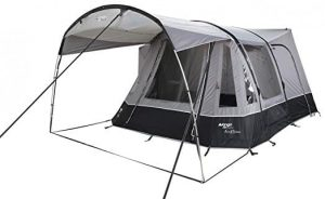inflatable driveaway awning