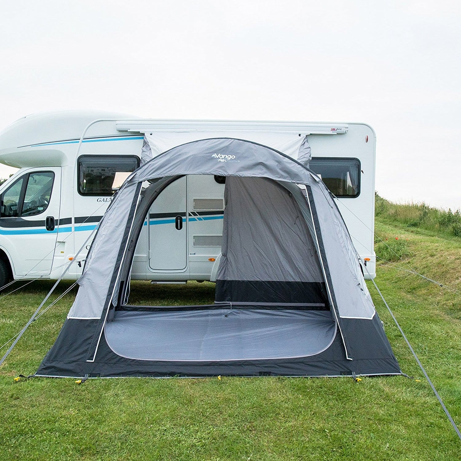 The #1 Best Inflatable Driveaway Awning For Campervans