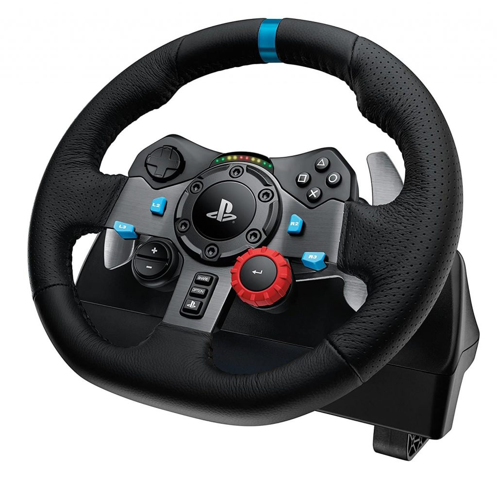 Best PS4 Steering Wheel And Pedals In 2019 [Logitech G29 Review]