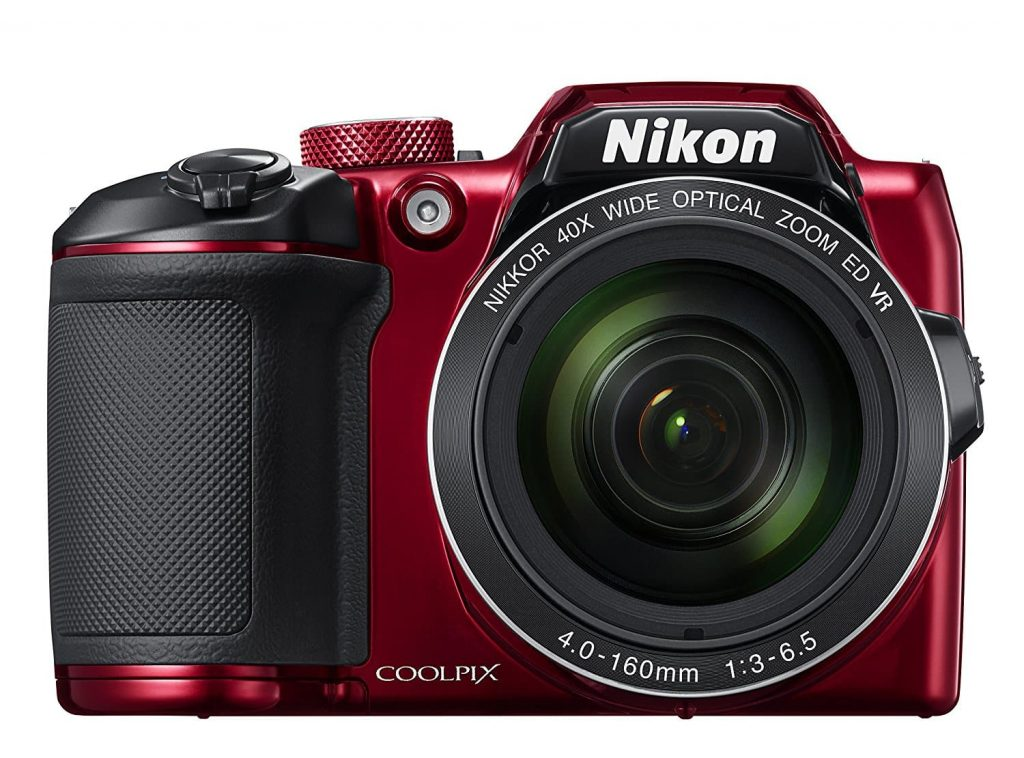 Nikon Coolpix B500 - the best point & shoot camera under $300