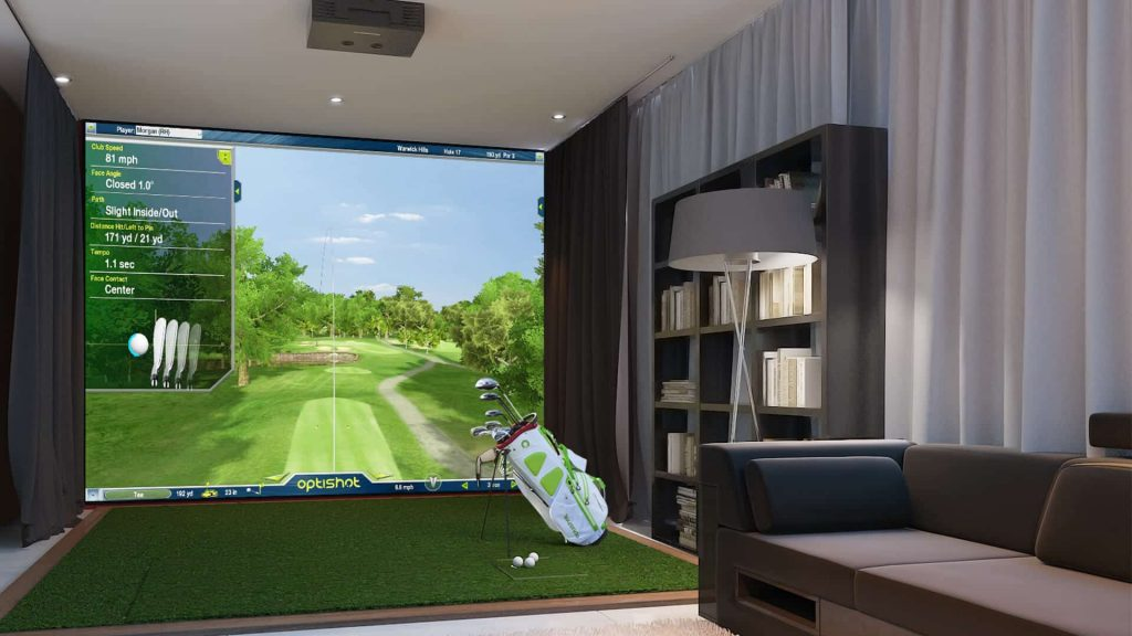 best golf simulators
