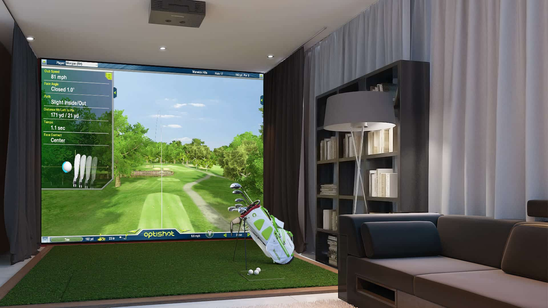 Golf Simulator For Sale >> Best Golf Simulators 2019 Build A Full Home Setup For Under 1 000