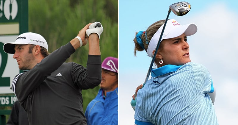 golf gender pay gap