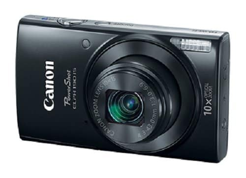 Canon PowerShot ELPH 190 - the best cheap point & shoot camera