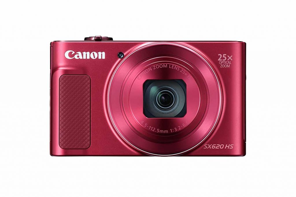 Canon PowerShot SX620 - the best point & shoot camera under $200