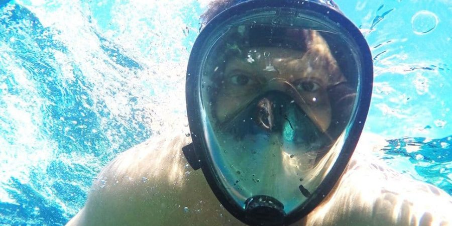 best full face snorkelling mask