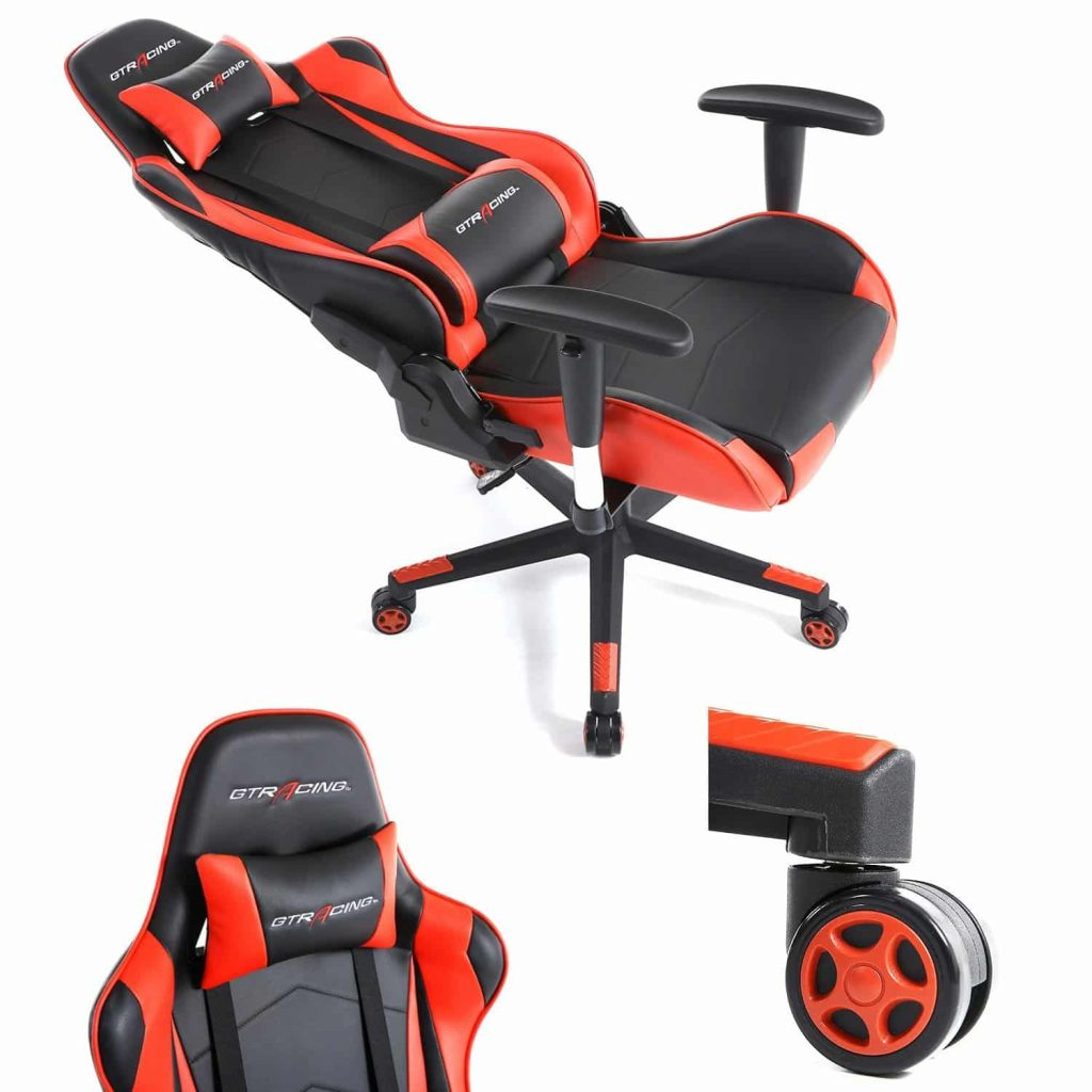The 3 Best Gaming Recliners (For PC & Console) In 2019