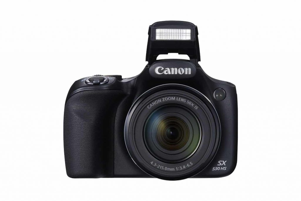 canon sx530 bridge camera