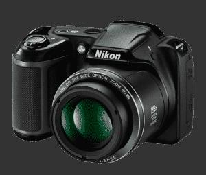 nikon l340