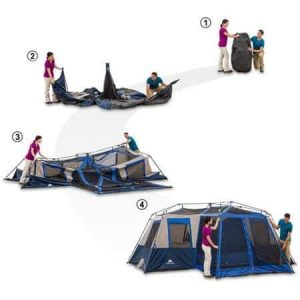 Iu0027m not sure about you but there are at least two things I hate about c&ing. Putting up my tent is one.  sc 1 st  Noob Norm & The Best HUGE 12 Person Tents For Your 2018 Camping Trips