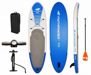 pathfinder inflatable sup
