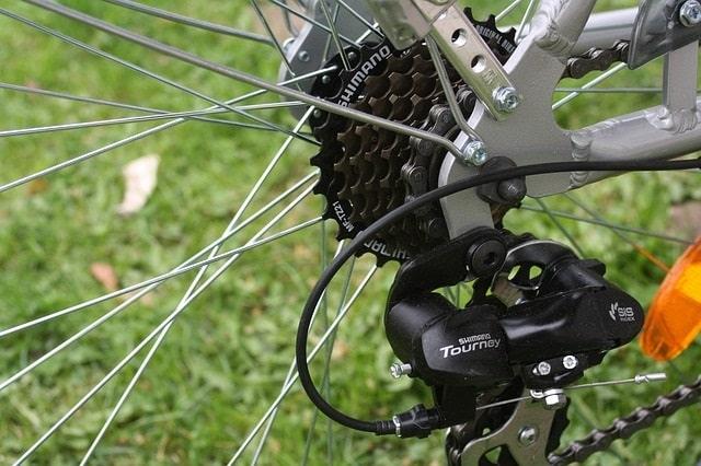 how to fix mountain bike gears that won't shift