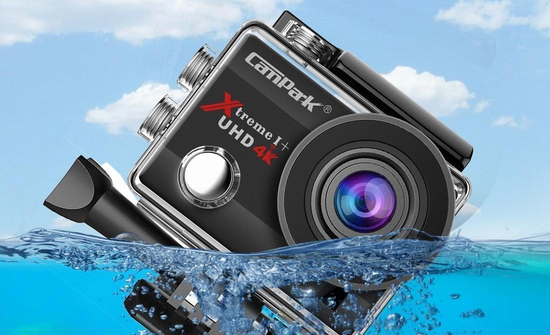 The Best GoPro Alternative Under $50 In 2020 [Spoiler: It's A Campark]
