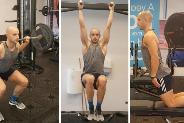 best workout routine for mass and strength