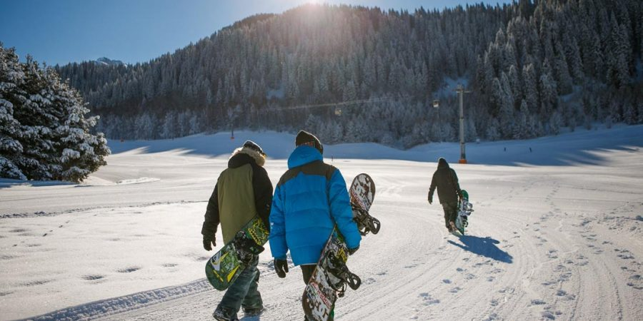 best impact shorts for skiing and snowboarding