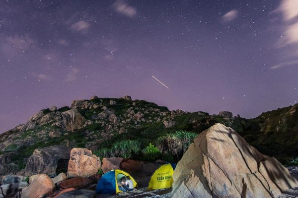 best wild camping tents