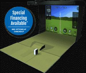 gs10 studio golf simulator