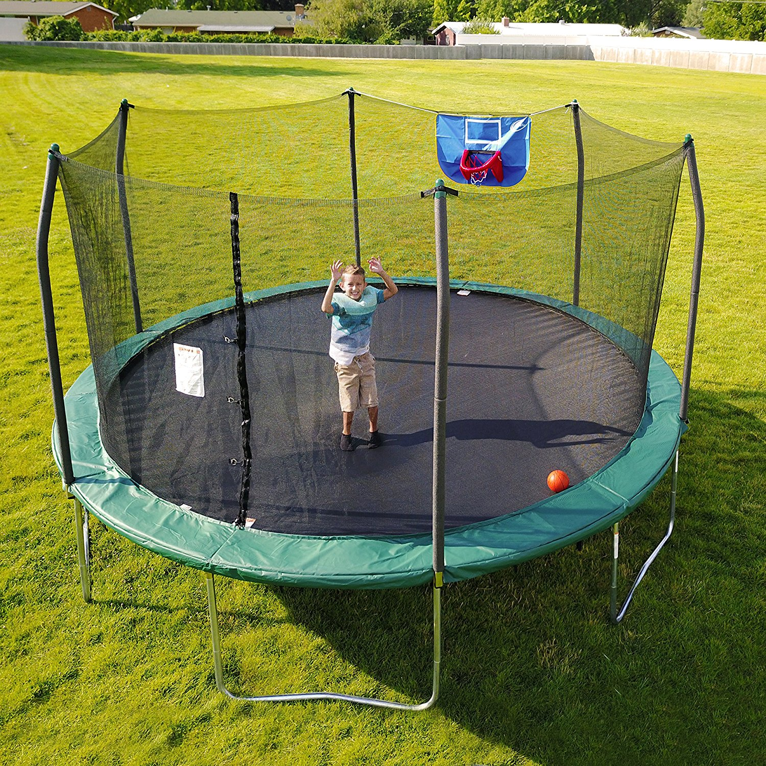 skywalker 15 trampoline