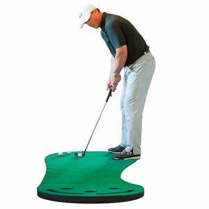 Premium Golf Putting Green & Indoor