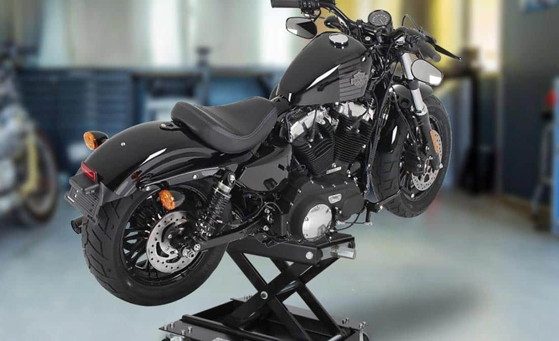 The Best Motorcycle Dollies For ULIMATE Space Saving