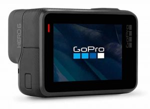 gopro hero6 display