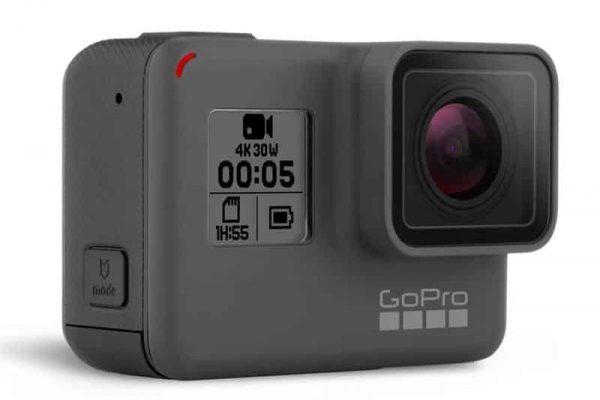The GoPro HERO5 Black - 2019 edition