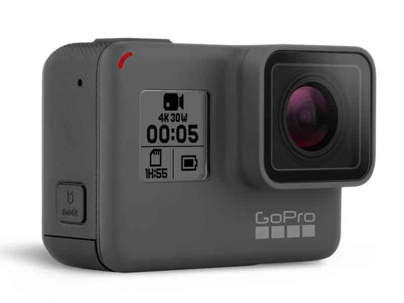 The GoPro HERO5 Black - 2018 edition