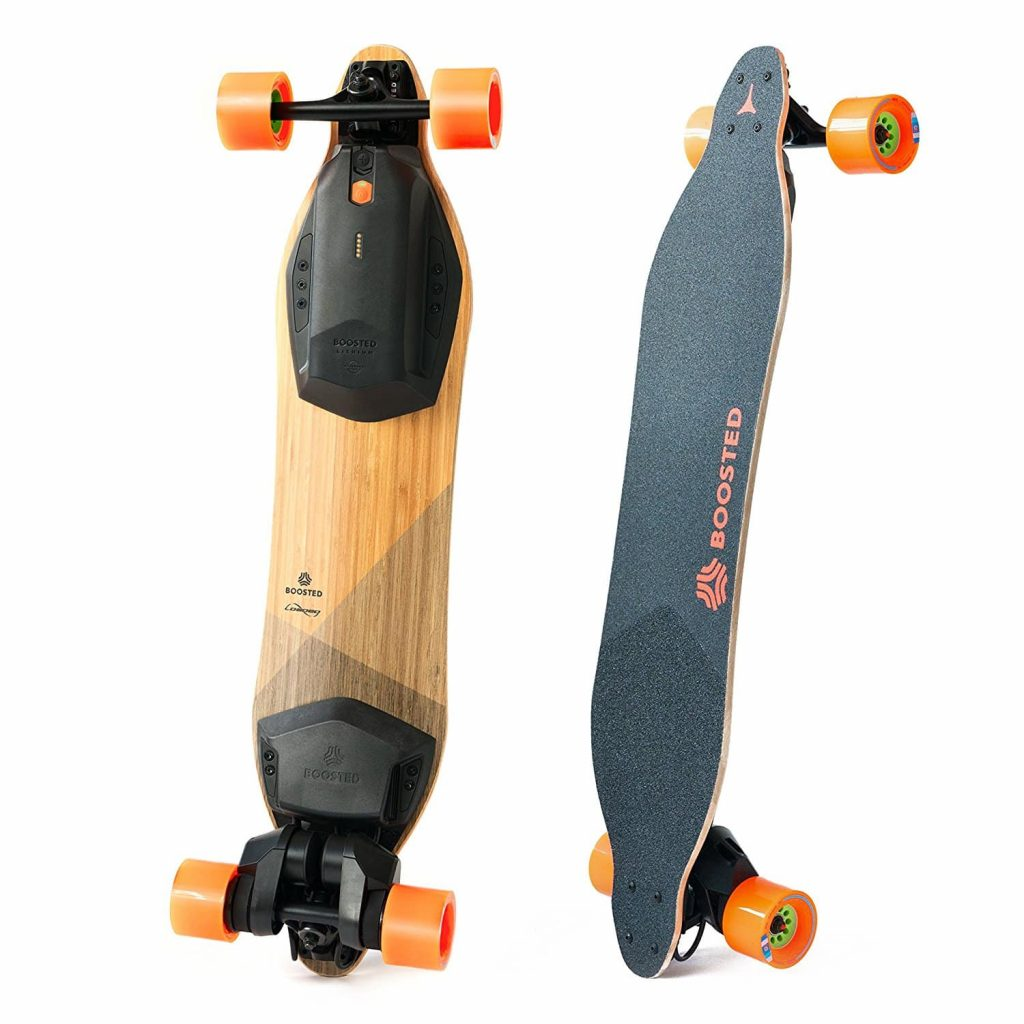 Boosted 2nd Gen Dual+ Extended Range Electric Skateboard