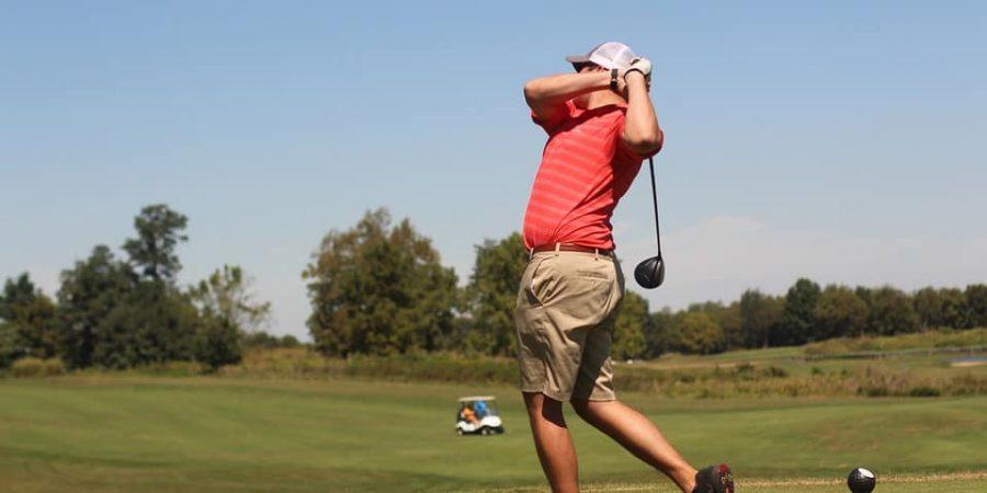 golf: break 90