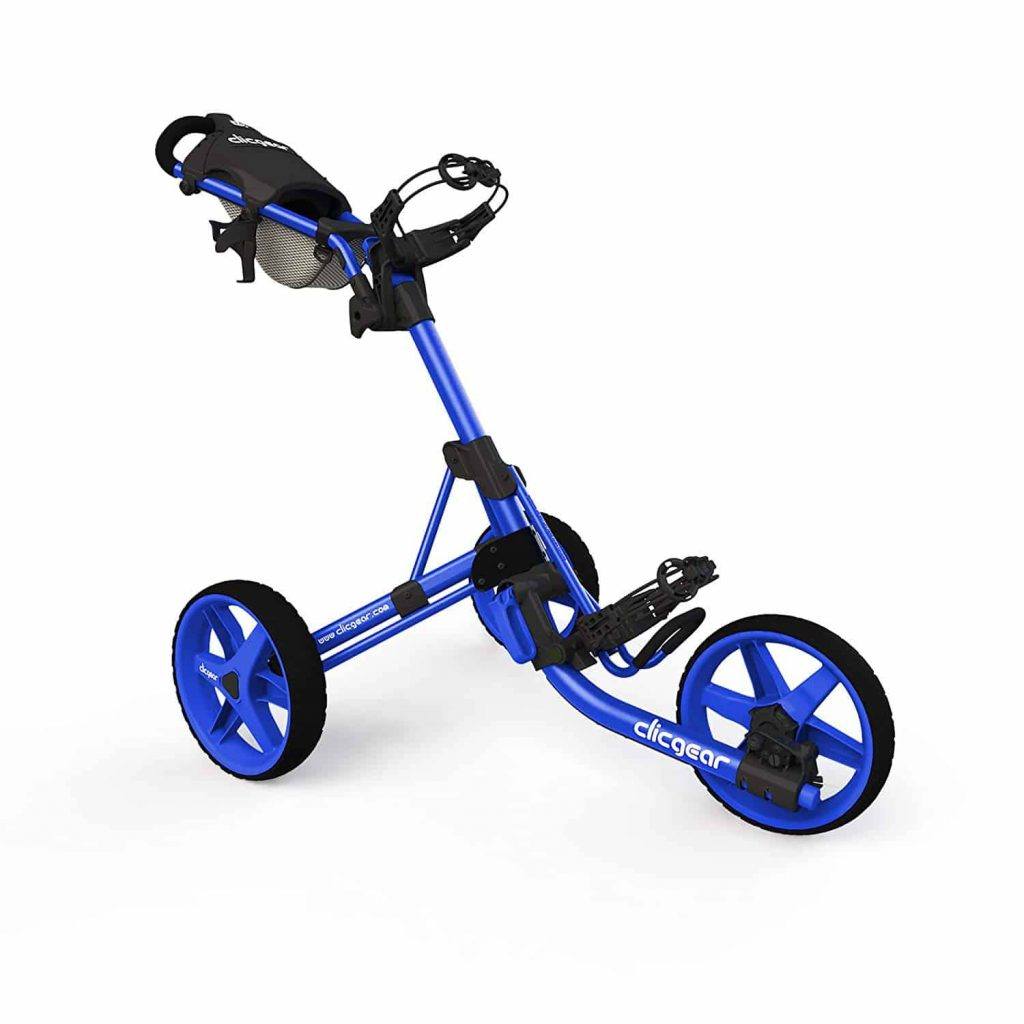 Clickgear 3.5+ golf push cart