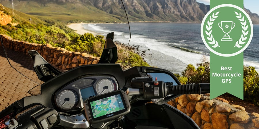 The Best Motorcycle GPS in 2019 [TomTom Rider 550 Review]