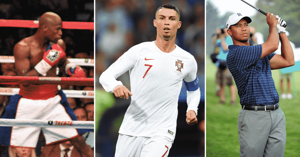 forbes highest paid athletes