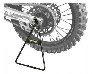 motocross triangle stand